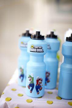 Super Mario Bros Party Supplies #Party #BirthdayExpress