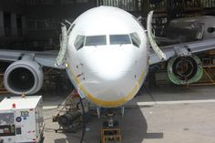 Jet Airways Boeing 737-800 Jet Airways, Aircraft Maintenance, Baggage, Apron, Automobile, Train, Vehicles, Planes, Faces
