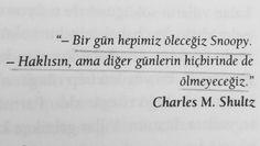 Charles m. Shultz