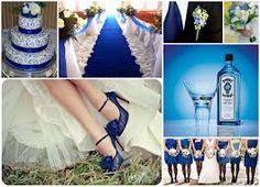 sapphire wedding theme - Google Search