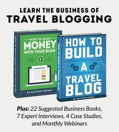 The Business of Travel Blogging
