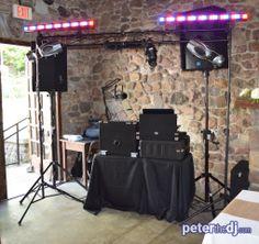 75 Best Wedding Dj Setups Images Dj Equipment Dj Setup Wedding Dj