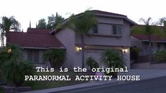 Картинки по запросу paranormal activity the ghost dimension house