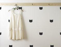 Vinyl Wall Sticker Decal Art  Cats by urbanwalls on Etsy, $29.00