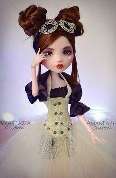 ooak custom MH doll