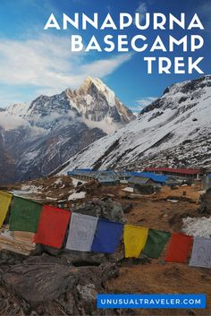 The Ultimate Guide about how to trek to Annapurna Basecamp in the Himalayas.  _______ http://TOMAxALEX.com