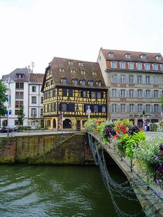 Strasbourg, France  Find Super Cheap International Flights to France ✈✈✈ https://thedecisionmoment.com/cheap-flights-to-europe-france/