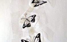 3 Butterfly Tattoos Designs