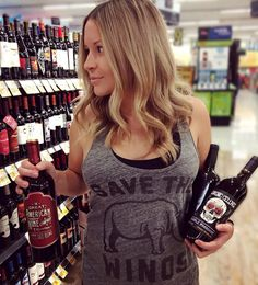 Save the Winos! We've partnered with the International Rhino Fund to donate a portion of the proceeds from this shirt to rhino conservation. Racerback tank top in our new premium triblend fabric.