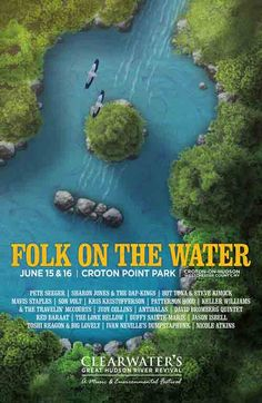 Reader's Choice Award Winner: Folk on the Water