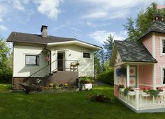 Exterior Painting Advice:- How to Paint Wood Paneling