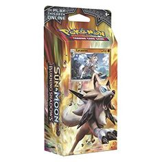 20 Regular Pokemon Cards Deck Box and 1 Top Cut Central Exclusive Dice. Pokemon GX Guaranteed with Booster Pack 5 Holo//Reverse Holo Cards 6 Rare Cards