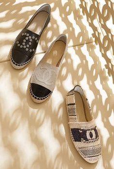 2015 CHANEL Footwear | IN FASHION daily
