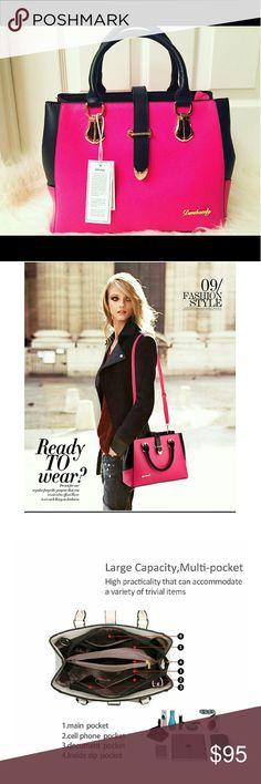 Spotted while shopping on Poshmark: Nicole and Doris Designer Handbag! #poshmark #fashion #shopping #style #Nicole and Doris #Handbags