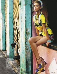 Swell Cause's Decalz: aintyourforte:Elena Lomkova | Rober | Lockerz #fashionphotographyposes
