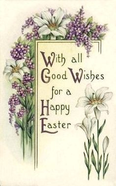 So sweet eastertpsetsylisting127133636antique so sweet eastertpsetsylisting127133636antique best easter wishes postcard from vintage easter images pinterest easter m4hsunfo