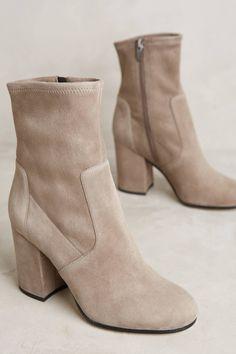Benita Boots in Grey (Via Spiga)