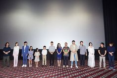 "[Photos] VIP Premiere for the Korean omnibus movie ""Horror Stories 3"""