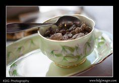 Rock sugar for tea.