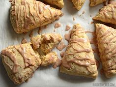 Apple Pie Scones - BudgetBytes.com