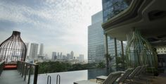 Singapore Hotel: the Parkroyal on Pickering