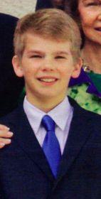 Miguel Urdangarin, 13 ans, né en 2002