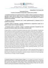 My publications - comunicado de prensa 13 octubre 2014 - Página 1