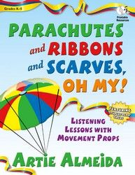 Take a look at a sample lesson from Artie's Parachutes and Ribbons and Scarves, Oh My!