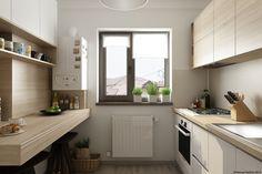 Estetica functionala intr-un apartament superb din Iasi- Inspiratie in amenajarea casei - www.povesteacasei.ro