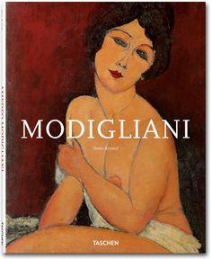 Amedeo Modigliani. TASCHEN Books (Basic Art Series, TASCHEN 25 Edition)