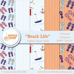 Thursday's Guest Freebies ~ The Coffee Shop Blog ✿ Follow the Free Digital Scrapbook board for daily freebies: https://www.pinterest.com/sherylcsjohnson/free-digital-scrapbook/ ✿ Visit GrannyEnchanted.Com for thousands of digital scrapbook freebies. ✿