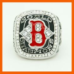2015 Sales Promotion for Replica Newest Design 2004 Boston Red Sox Major League Baseball  Championship Ring for Fans | Price: US $9.99 | http://www.bestali.com/goto/32353989915/10