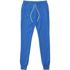 Milan Joggers ($225) ❤ liked on Polyvore featuring activewear and activewear pants