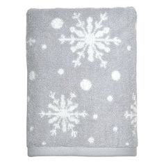 Snowflakes Hand Towel (Set of 2)