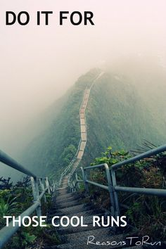 Haiku Stairs (Stairway to Heaven), Valley of Haiku near Kaneohe on the island Oahu, Hawaii. I'm not quite ready for the Stairway to Heaven hike, just yet. Places Around The World, Oh The Places You'll Go, Places To Travel, Places To Visit, Around The Worlds, Stairway To Heaven, Dream Vacations, Vacation Spots, Magic Places