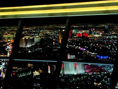 Top of the World at Stratosphere Las Vegas