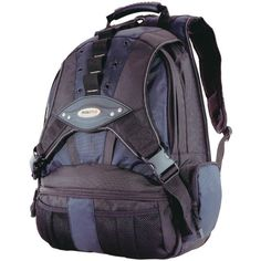 """Mobile Edge 17.3"""" Premium Notebook Backpack (navy And Black) - MNM Gifts"""