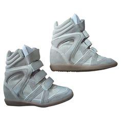 Isabelle Marant sneaker wedges