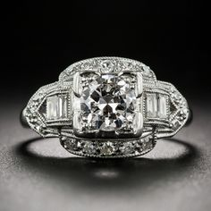 We have long standing relationships with the worlds finest jewelers enabling us to find the perfect piece of jewelry for you! #IndyFacets #Indy #EstateJewelry #Engagement #Diamond #Ring #Luxury