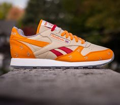 Gary Warnett x Reebok Classic Leather 30th Anniversary