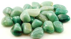 Adventurine  Widely viewed as an all around luck stone, Aventurine is more specifically known for stimulating dreaming and helping those who use it find balance and a stronger personal identity. Green Aventurine is particularly revered as a stone that can ease anxiety and calm emotion, perhaps helping to whether stress and worries, helping you to keep a positive outlook.