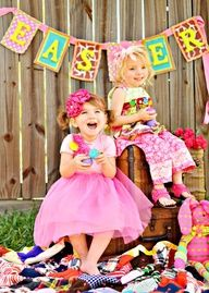 banner - Easter Photo-shoot? CUTE!