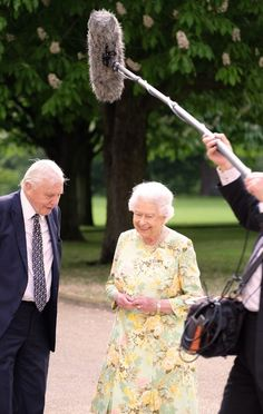 Her majesty and Sir David Attenborough are to appear in a documentary together to be screen in 2018. The documentary will document the progress of The Queen's Commonwealth Canopy - an initiative to create a global network of protected forests.