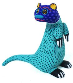 Oaxacan Wood Carvings Gallery Luis Pablo Otter