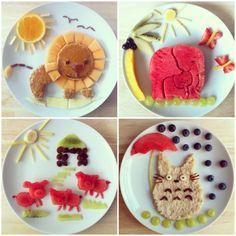 fruit animals!