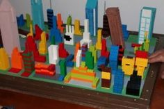 9 Simple Lego Science Projects