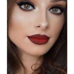 Mr. Billionaire - Prologue - Wattpad Red Lips, Hair Makeup, Billionaire, Caramel, Wattpad, Beautiful, Beauty, Make Up, Hair