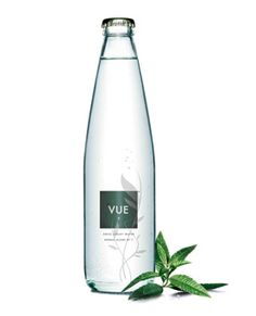 """Developed by L'eau du Ciel, Vue No. 7.....""""L'eau du Ciel introduces us to a new and innovative category of beverage offering just that, combining the luxury of fine champagne and the purity of Swiss cultivated water."""""""