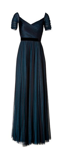 Jenny Packham Silk Gown