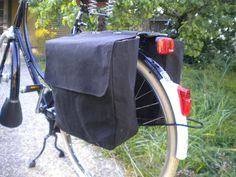 sewing pattern bicycle pannier - Google Search